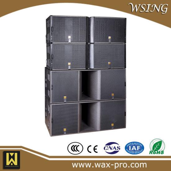 Three-Way Dual 15'' 600W PRO Audio Line Array PA Speaker K1 Passive Liner Loudspeaker