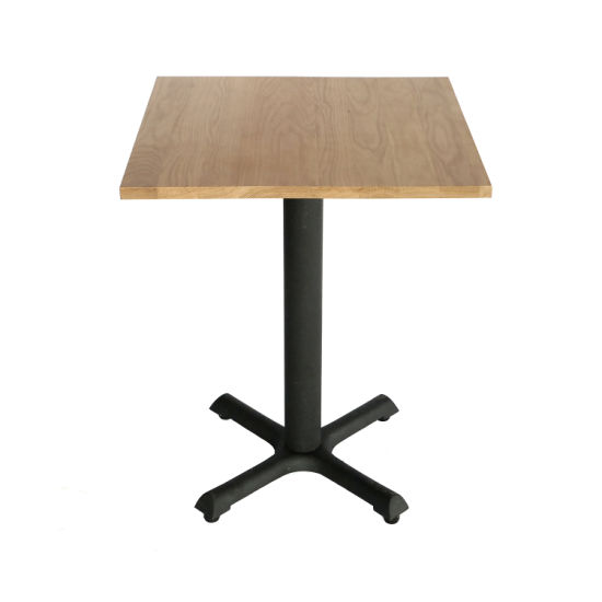 Brand New Modern Style Dining Table Wholesale Table Leg Outdoor Furniture Metal Restaurant Table