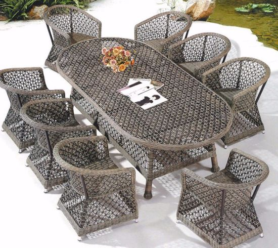 Factory Wholesale Price to Rattan Furniture Tble and Chairs Deals