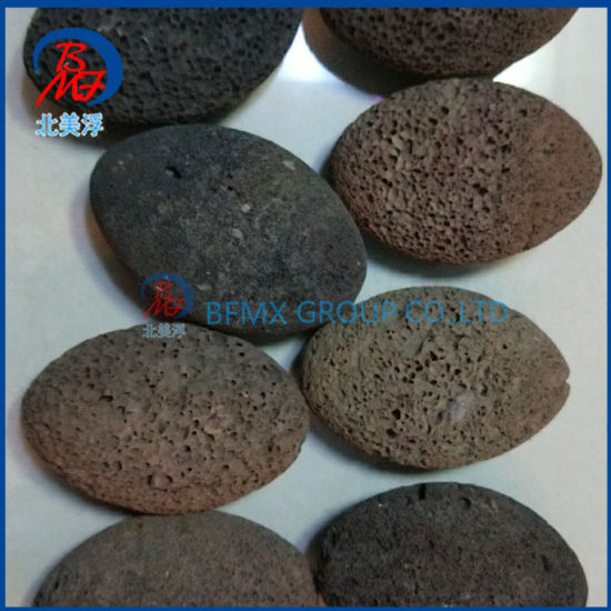Factory Sales Natural Pumice Stone Foot Massage Pumice Stone for Aquaculture