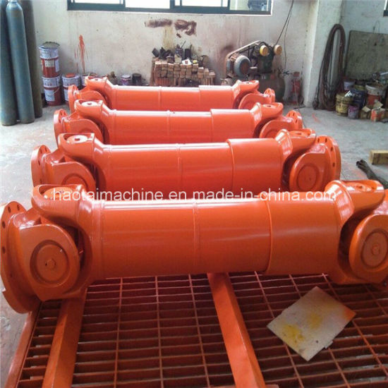 High Quality Customized Universal Joint Shafts or Coupling for Mechanism pictures & photos