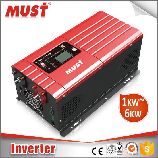 1000W 1500W 24V DC to 120V AC Pure Sine Wave Transformer Based Power  Inverter