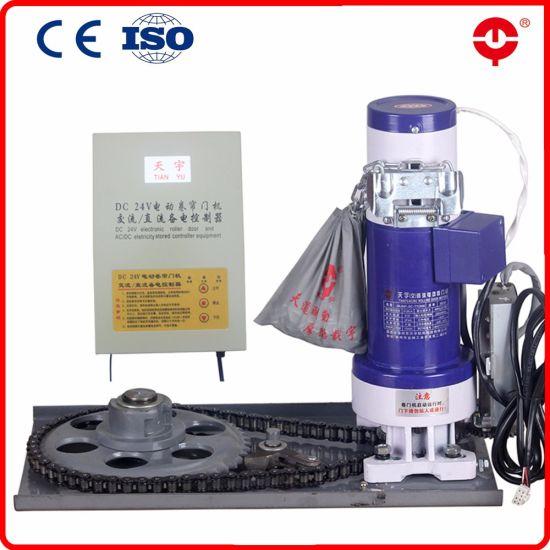China Dc 800kg Electric Rolling Door Motor Industrial Roller Garage