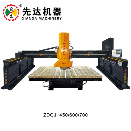 Zdqj-600 Stone Bridge Cut Machine for Sawing Granite/Marble Slabs pictures & photos