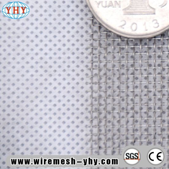 3 mm Round Solid Wire Stainless Steel Mesh
