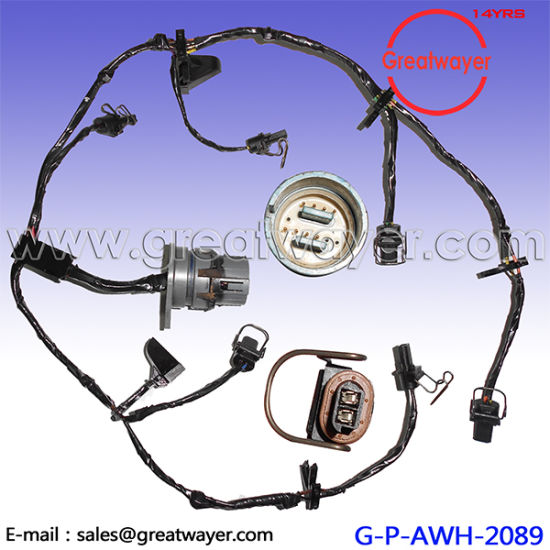 china pekins 1300 fuel injector wiring harness for machinery china rh greatwayer en made in china com