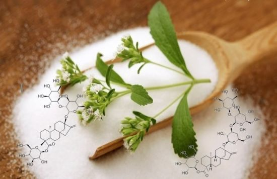 Wholesale Stevia Extract 99%, Ra98% Direct From Factory pictures & photos