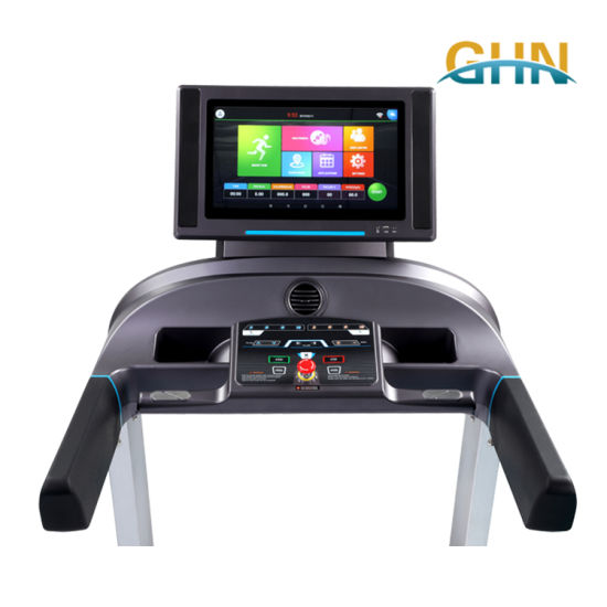 Walking Exercise Machine Commercial Motorized Fitness Treadmill for Hire