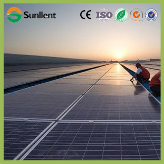 80W Mono Crystalline PV Solar Panel for Solar Street Lighting System pictures & photos