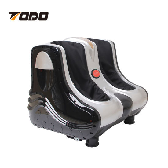 Vibration In Foot >> Reflexology Vibration Foot Massager Calf Ankle Massage Machine