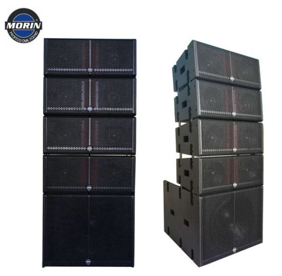 Passive PA Speaker Sound System Line Array in Dual 8 Inch