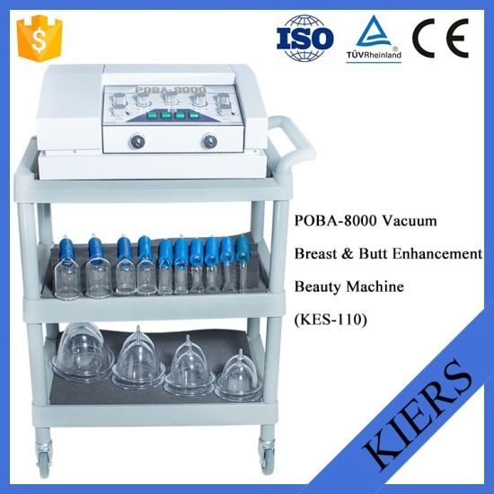 Poba 800 Vacuum Therapy Machine for Breast & Buttocks Lifting in Beijing