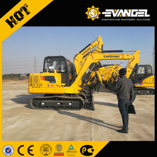 Liugong Clg904D 4t Mini Crawler Excavator on Sale pictures & photos