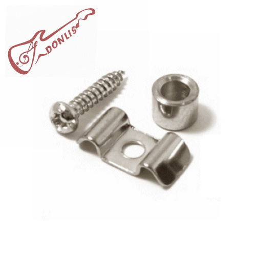 DIY Guitar Parts Nickel Guitar String Tree Retainer