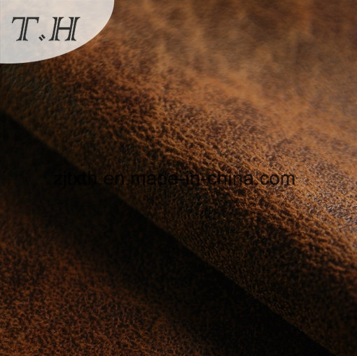 Suede Leather Faric From Manufactorier pictures & photos
