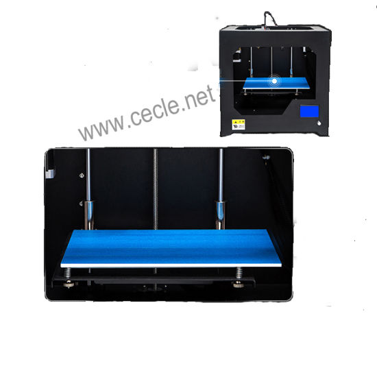 Tdp-1 200*200*200mm Fdm 3D Printer for Laptop 3D Model Hot Sale pictures & photos
