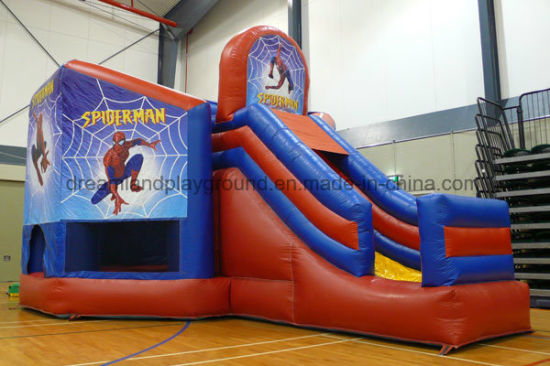 Hot Sale Inflatable Car Bounce House pictures & photos