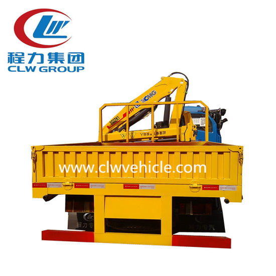 2018 Chinese Popular 6ton HOWO 6X4 Truck with Clw Crane pictures & photos