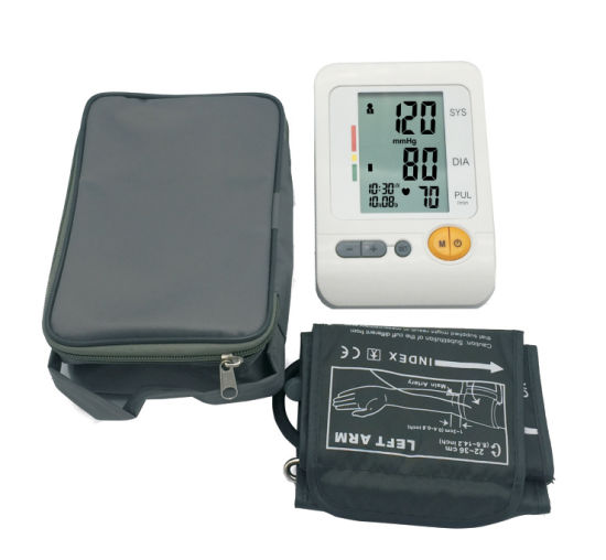 Automatic Blood Pressure Monitor, FDA Approved pictures & photos