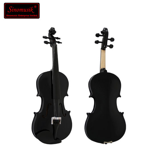 China Cheap Price Green Colored Laminated Violin For School