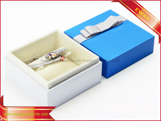 Gift Jewelry Packing Boxes Blue Space Cover Jewelry Box Jewelry pictures & photos