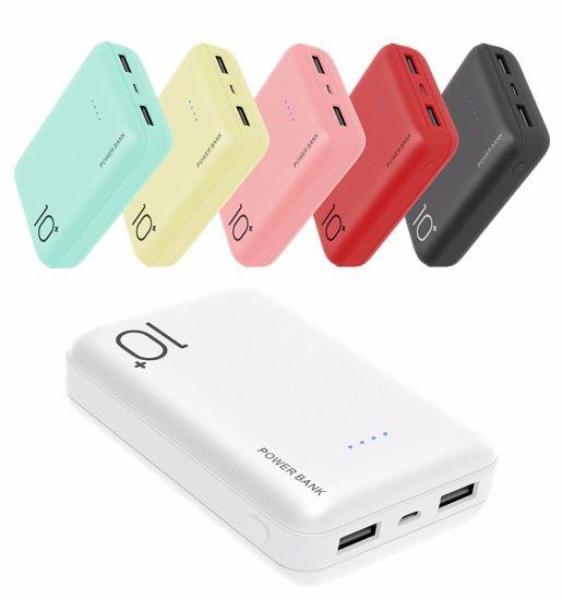 10000mAh Mobile Phone Charger Portable Mini Power Bank