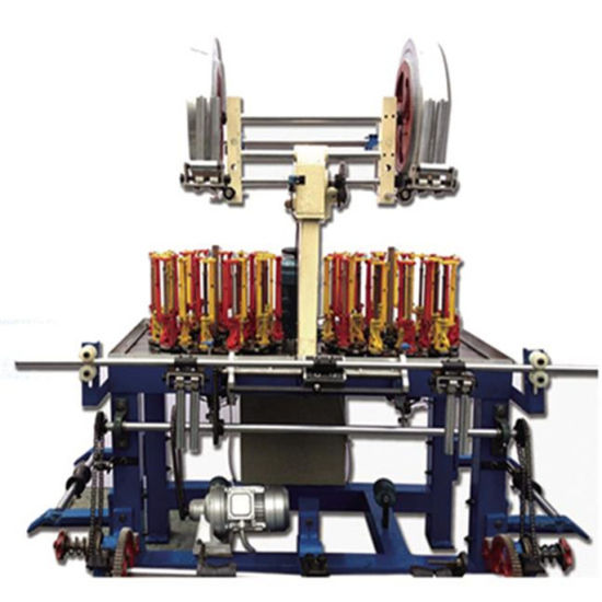 Wondrous China With Low Speed And High Speed Wire Harness Braiding Machine Wiring Digital Resources Cettecompassionincorg