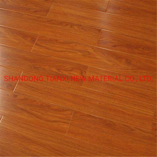 8mm Semi Gloss Finish Laminated Floor, Semi Gloss Laminate Flooring