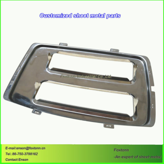 Metal Processing Stainless Steel Drawing CNC Cutting Parts