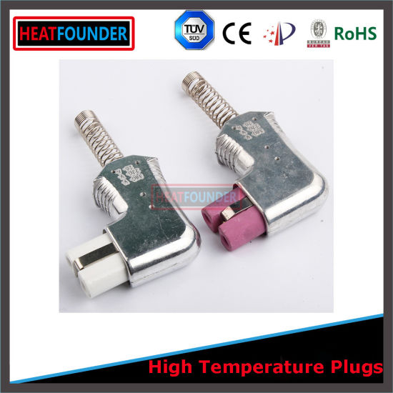 6mm Plug Core High Temperature Ceramic Socket and Plug pictures & photos