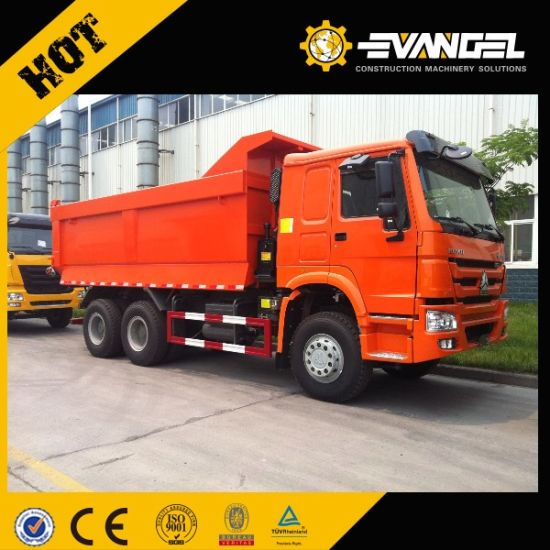 Sinotruk 6X4 10ton Lorry/Cargo Truck pictures & photos