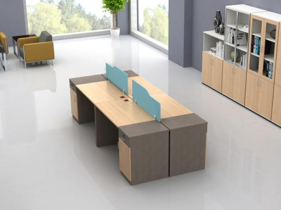 china modern design 2 4 6 person workstation 6 seat office desks