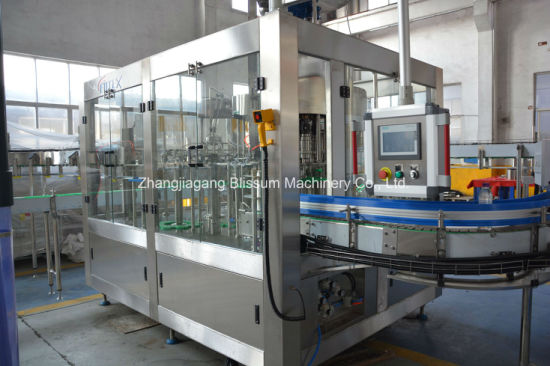 Automatic Natural Drinking Mineral Water Filling Line