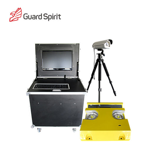 Hotel Security Portable Under Vehicle Inspection System / Vehicle Scanning System