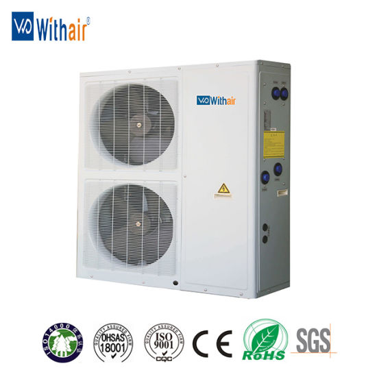 Commercial Use Inverter Air Source Heat Pump Water Heater pictures & photos