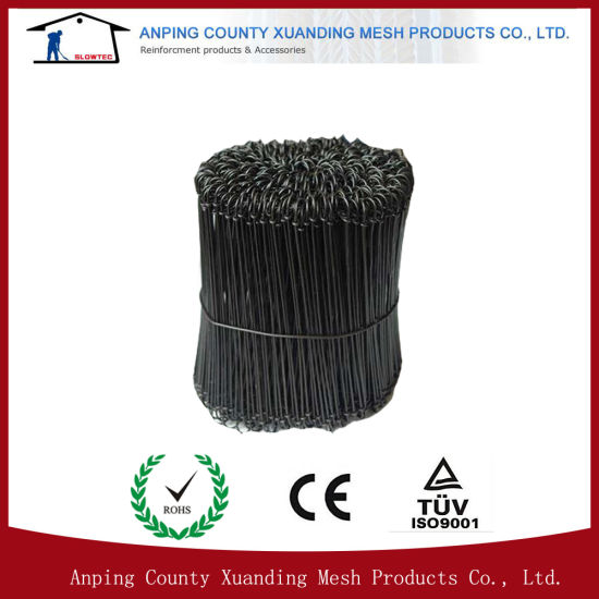 1a7e966574c3 China Black Annealed Bar Tie/Double Loop Wire. - China Loop Tie Wire ...
