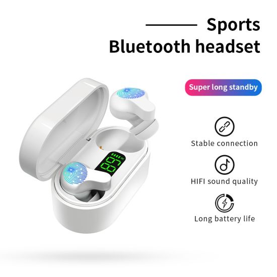 Colorful Inpods 12 True Wireless Stereo Bluetooth Earphone Headphone