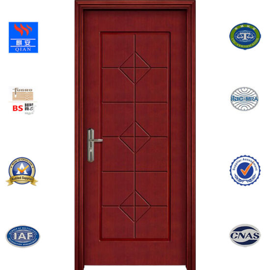 China Fd Vv 008 Bs Certification Fire Rated Interior Wooden Door