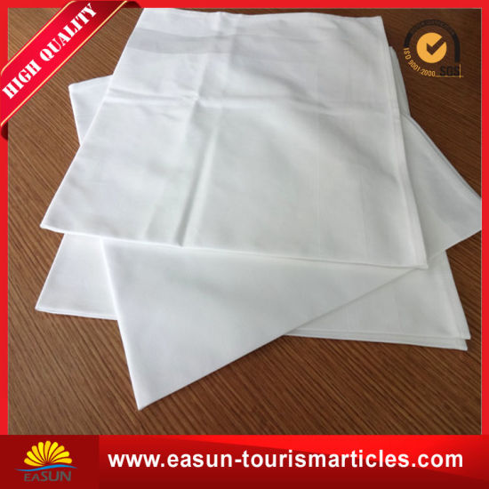 Cheap Cloth Napkins for Airplane pictures & photos