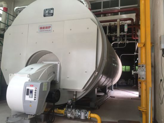 China Wns Gas (oil) Fired Steam Boiler/Hot-Water Boiler - China ...