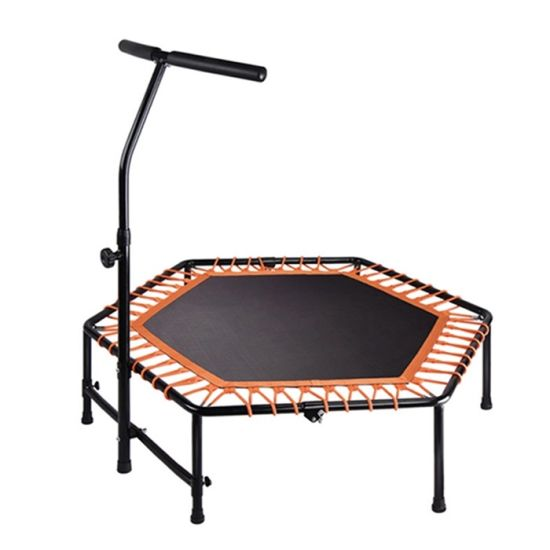 6FT Trampoline with Safety Net Outdoor Indoor Trampolines for Jumping