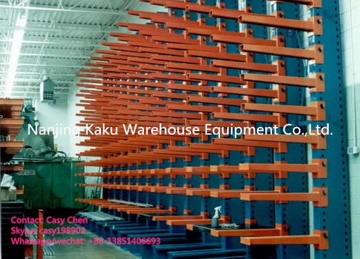 Heavy Duty Cantilever Shelf for Aluminium Storage