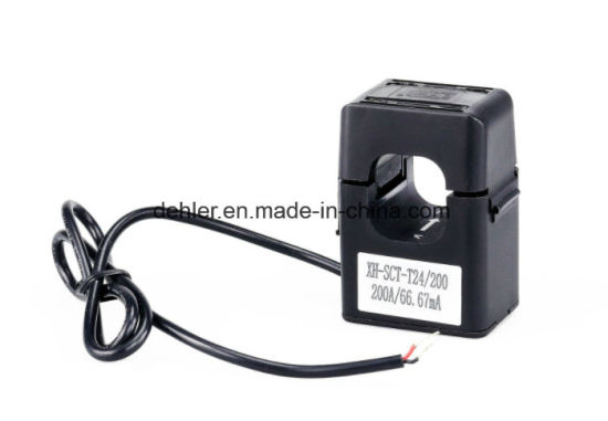 Open and Close Type of 90A Input Current Transformer
