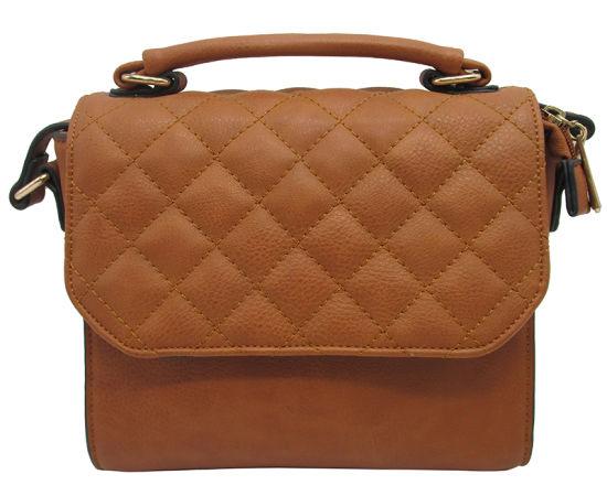 2018 New Design Style Tote Bag Grid Embroider Line Woman Handbag Cute Young Lady  Crossbody Bag Hotsale Dating Shoulder Bag c3c8d616929cb