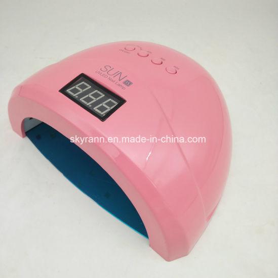China Wholesale 48W Sun1 UV LED Gel Nail Light - China 48W Nail Lamp ...