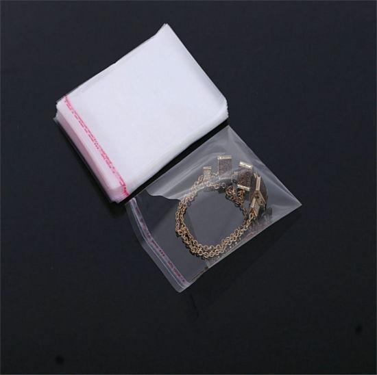 Plastic OPP Bags OPP Bag OPP Sleeve OPP Sleeves Self Adhesive Single Clear CD DVD Plastic Sleeves
