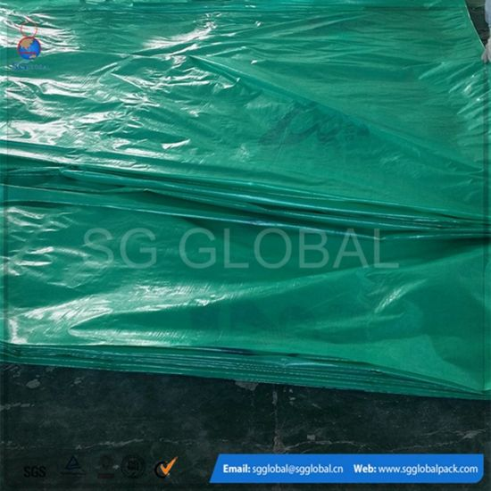 High Strength Rainproof PE Coated Tarpaulin for Cereal Covering pictures & photos