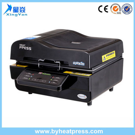 3D Vacuum Subliamtion Printing Machine pictures & photos