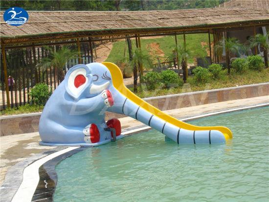 Kids Play Elephant Slide for Aqua Park (DX/XS/H02)