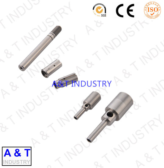 Zinc Plated C45 Double End Stud Bolt of Different Types pictures & photos